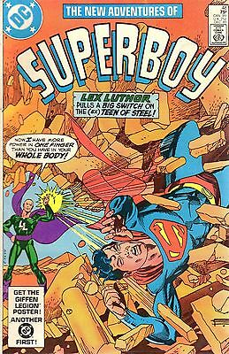 THE NEW ADVENTURES OF SUPERBOY  No 48 DECEMBER 1983 15202 DC COMIC