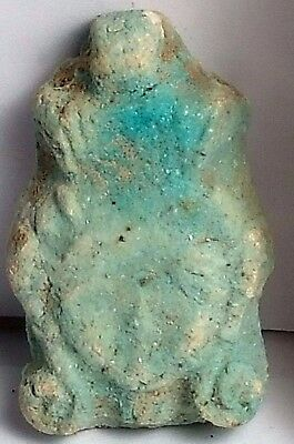 Ancient Egyptian Style Replica Ushabti Amulet 1500-500 Bc Scu222E..collectibles