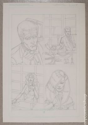 Original Art for Atomic Clones Issue 3, Page 7 by Paris Cullins (Unreleased)