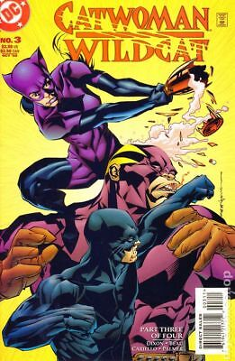 Catwoman Wildcat (1998) #3 VF