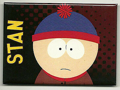 South Park Stan Metal Refrigerator Magnet
