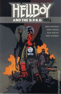 Hellboy and the B.P.R.D. 1952 TPB (2015 Dark Horse) #1-1ST NM