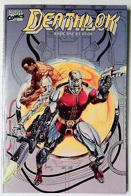 Deathlok #1 (Jul 1990, Marvel) NM