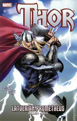 Thor Latverian Prometheus TPB (2010 Marvel) #1-1ST VF