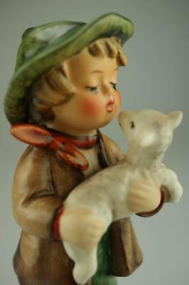 Vintage M.I. Hummel Goebel #68/0 TMK5 Lost Sheep Figurine
