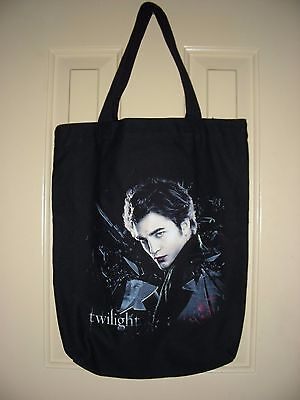 Twilight - tote bag (with Edward Cullen on the cover)