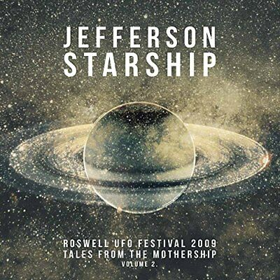 Jefferson Starship - Tales From The Mothership Vol. 2 Vinyl Maxi (2) Let Th NEW