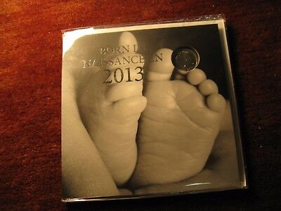 2013 Canada Baby Feet Set From Royal Canadian Mint