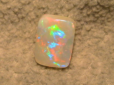 GEM-CLASS Multicolour Olympic Field Opal 11,22ct