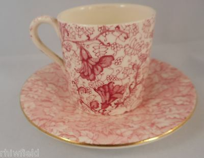 Royal Winton Mismatch Coffee Can (Dorset) & Saucer