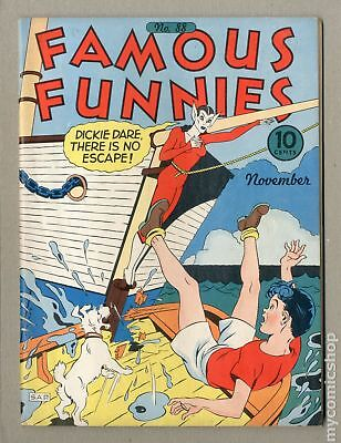 Famous Funnies (1934) #88 FN+ 6.5