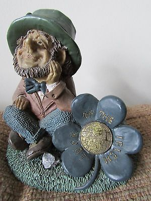 Blarney Stone 'patrick' With Lucky Coin, 1996 Made In Ireland, # 44449.
