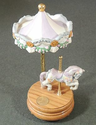 Willets Designs Group II Firing No 1-1813 Musical Carousel East Side West Side