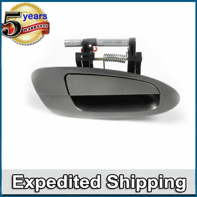 For NISSAN ALTIMA Outside Front Left B3755 K11 Smoke Met MotorKing Door Handle