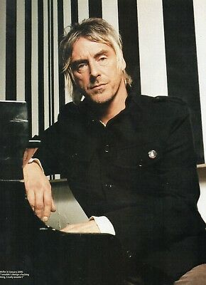 Paul Weller                                                Picture (MP 22)
