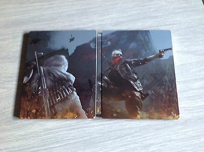 Steelbook HOMEFRONT The revolution  XBOX ONE / PS4