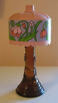 Avon Collectibles 1972 Tiffany Lamp