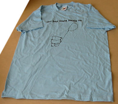 THE BOY LEAST LIKELY TO promo kids t-shirt [Age 9-11]