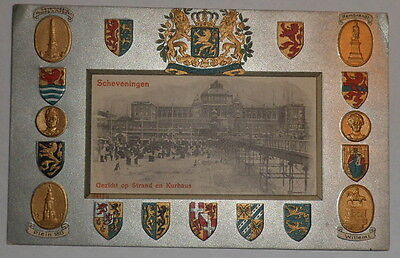 ITALY FRANCE  GERMANY  9  POSTCARDS Colections lot  1912 - 1938