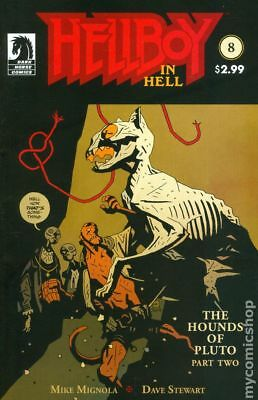 Hellboy in Hell (2012) #8 VG LOW GRADE