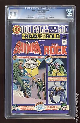 Brave and the Bold (1955 1st Series DC) #117 CGC 9.8 1136766005