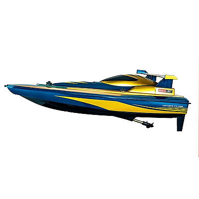 Carrera RC 2.4GhZ Racing Boat Blue - FREE SHIPPING NKTRADING