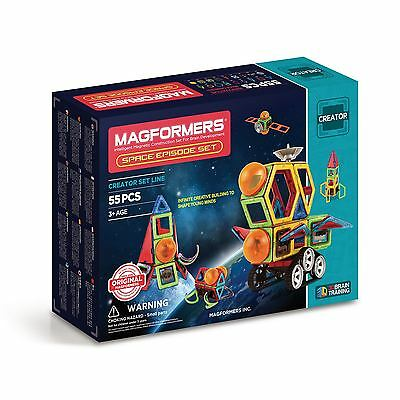 Magformers Space Episode Set 55 - GENUINE AUS STOCK