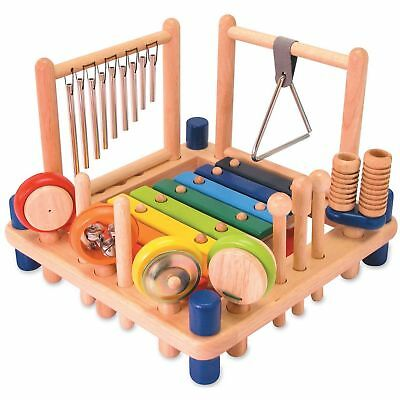 I'm Toy Melody Mix Kids Wooden Musical Instruments - NKT