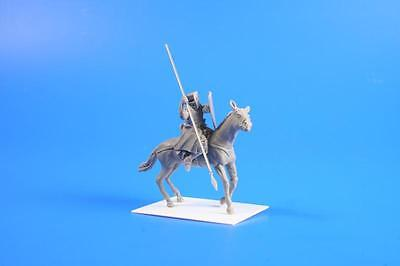 CMK F48273 Chevalier (Knight on Horseback) Resin Figur in 1:48