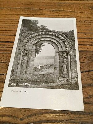 Old Postcard Haughmond Abbey