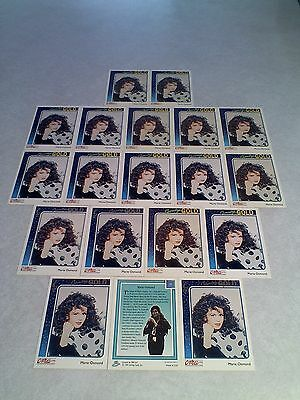 *****Marie Osmond*****  Lot of 50 cards.....4 DIFFERENT