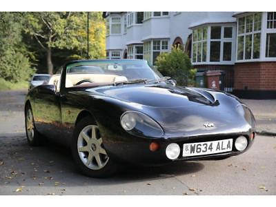 2000 TVR Griffith 5.0 Petrol black Manual