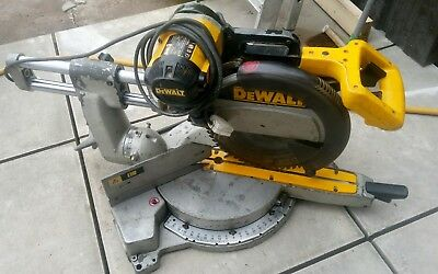 dewalt radial compound mitre saw