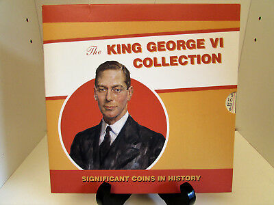 2002 Royal Mint  'The King George VI Collection' -Significant Coins in History