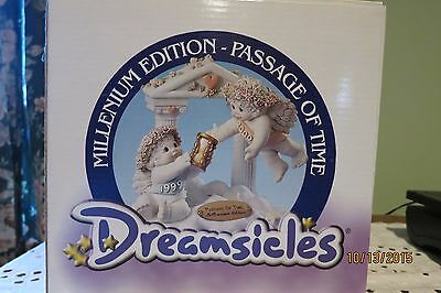 Dreamsicles Passage of Time Millenium  10671 New in box  Angel Cherub