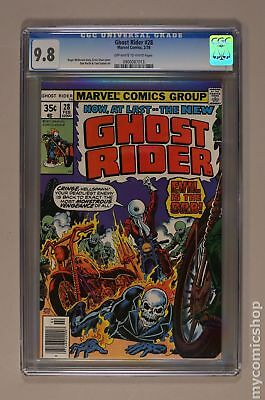 Ghost Rider (1973 1st Series) #28 CGC 9.8 0900087013