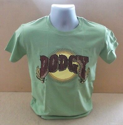 DODGY Stand Upright In A Cool Place limited short sleeve T shirt UNWORN Small