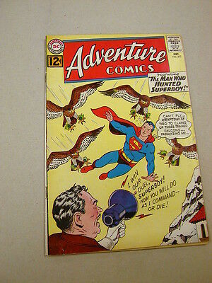 """adventure Comics"" #303 12/62 Vg-F 1St Appearance `matter Eater Lad`!"