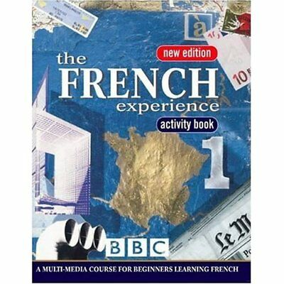 French Experience 1: Activity Book - Paperback NEW Fournier, Isabe 2003-06-26