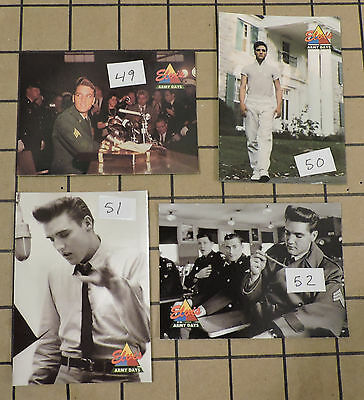 3 Cards for $1.25 1992 ELVIS PRESLEY Tradings TC#2