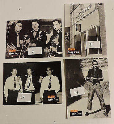 3 Cards for $1.25 1992 ELVIS PRESLEY Trading Cards Collection TC#1