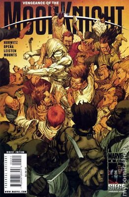 Vengeance of Moon Knight (2009) #4 VF