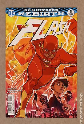 Flash (2016 5th Series) #1A VF/NM 9.0