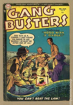 Gang Busters (1948) #44 GD+ 2.5