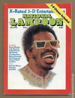 National Lampoon (1970) #1975-07 FN 6.0