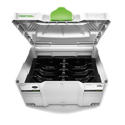 Festool SYSTAINER T-LOC SYS-STF D150 - 497690 SYS 3 mit Einlage