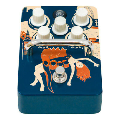 Orange Kongpressor Compressor Pedal (NEW)
