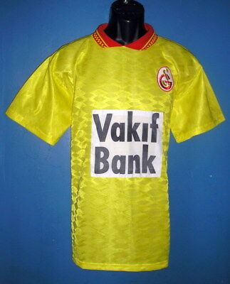 Mid 90's Galatasaray Football Shirt [Player related]