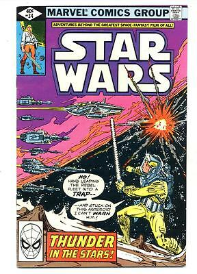 Star Wars #34    Thunder in the Stars