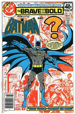 Brave And The Bold   150    Batman  &  ?